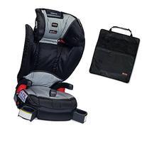 Britax Parkway SGL Belt-Positioning Booster Seat w Kick Mats