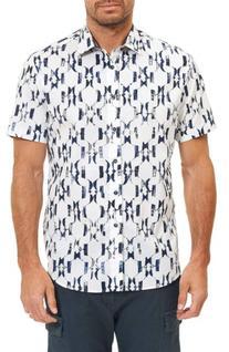 Men's Robert Graham Parsis Sport Shirt, Size XX-Large -