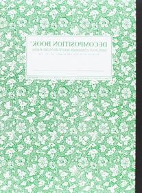 Parsley Decomposition Book: College-ruled Composition