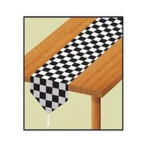 Beistle Party Decoration Accessory Printed Checkered Table