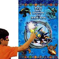 Skylanders Party Game Poster