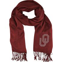 Littlearth Pashi Fan Scarf - Big 12 Teams Oklahoma, U of -