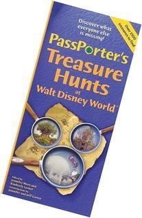 PassPorter's Treasure Hunts at Walt Disney World