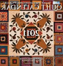 That Patchwork Place Quilt Calendar 2011