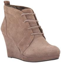 Jessica Simpson Women's Pather Boot, Slater Taupe, 5.5 M US