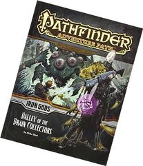 Pathfinder Adventure Path: Iron Gods Part 4 - Valley of the