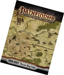 Pathfinder Campaign Setting: Iron Gods Poster Map Folio