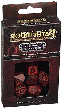 Pathfinder Polyhedral Dice: Wrath of the Righteous