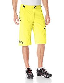 Alpinestars Men's Pathfinder Shorts, 34, Acid Yellow Abyss