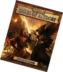 Paths of the Damned: Spires of Altdorf