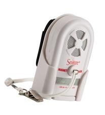 Secure Patient Monitoring Magnet Pull Cord Alarm for Falls