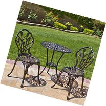 Best Choice Products Outdoor Patio Furniture Tulip Design