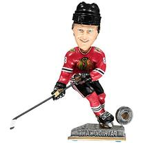 Patrick Kane Chicago Blackhawks 2015 Springy Logo Action