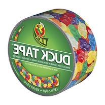 "Brand New Patterned Duck Tape 1.88""X10yd-Gummy Bears"