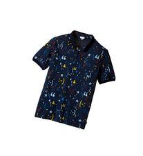 Paul Smith Junior - Printed Short Sleeves Polo   Boy's Short