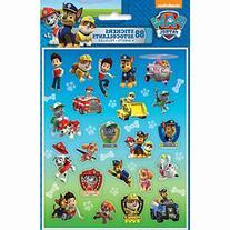 PAW Patrol Sticker Sheets, 4ct