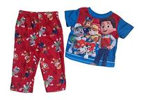 Nickelodeon Paw Patrol Toddler Boys 2 Piece Pajama Set