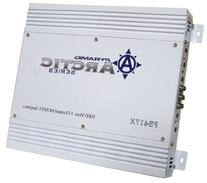 Pyramid PB417X 1000 Watt 4 Channel Bridgeable MOSFET