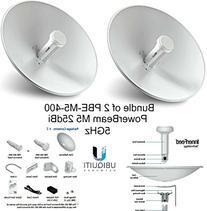 Ubiquiti PBE-M5-400  PowerBeam M5 25dBi 5GHz AirMAX CPE