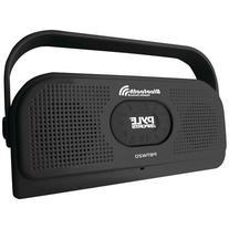 Pyle PBTW20BK Surf Sound Waterproof Bluetooth Stereo Speaker