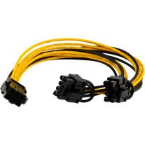 JacobsParts PCI Express Power Splitter Cable 6-pin to 2x 6+2