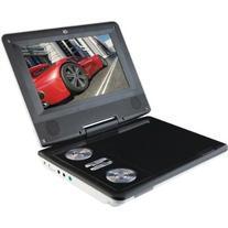 GPXPD701W - GPX PD701W 9 TFT DVD Player