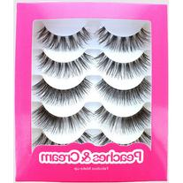 Peaches & Cream Mixed Eyelashes Set