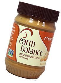 Earth Balance Peanut Bttr Crnchy Ntrl