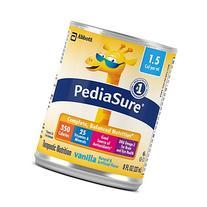 Pediasure 1.5 Cal Vanilla 24/8 Fluid Ounce Cans - 1 Case Of