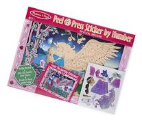 Melissa & Doug Peel and Press Sticker by Number Kit: