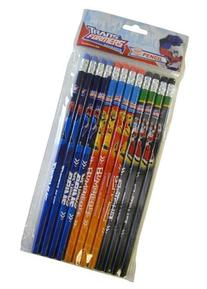 pack of 12pcs Transformers Pencils
