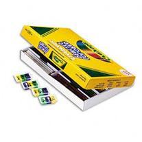 Crayola Colored Pencil Bulk Classpack, 12 Assorted Colors,