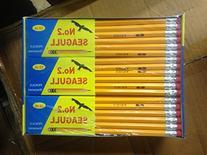 Pencils Pre-sharpened No. 2 144/box 12 Boxes of 12 New
