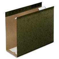Pendaflex Hanging Box Bottom Folder, Standard Green, Letter