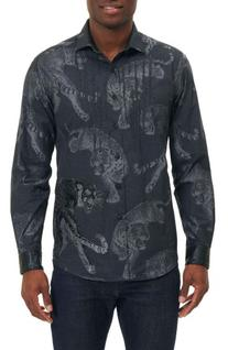 Men's Robert Graham The Pepper Limited Edition Sport Shirt,