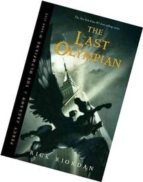 Percy Jackson and the Olympians Series #5: The Last Olympian