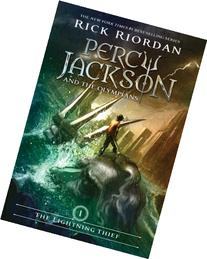 Percy Jackson and the Olympians Series #1:The Lightning