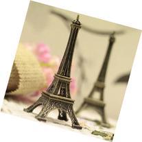 "Peregrine 5"" Metal Paris Eiffel Tower Model Decoration"
