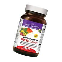 New Chapter Perfect Energy Multivitamin, 96 Tablets