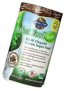 Garden of Life Vegan Green Superfood Powder - Raw Organic