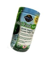 Garden of Life Vegan Green Superfood Powder - Raw Organic