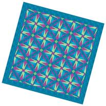 Perfect Piecing Quilt Block Foundation Sheets-8-1/2X11 25/