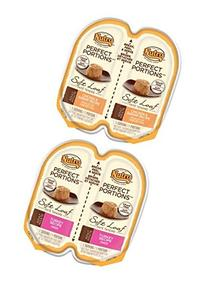 Nutro Perfect Portions Grain Free Soft Loaf Cat Food 2