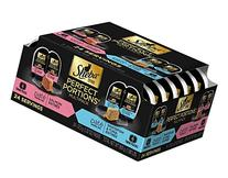 SHEBA PERFECT PORTIONS Multipack Salmon and Whitefish & Tuna