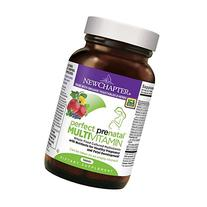 New Chapter Perfect Prenatal Vitamins Fermented with