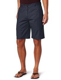 Dockers Men's Classic Fit Perfect Short D3, Maritime, 36