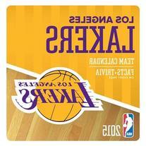 Turner Perfect Timing 2015 Los Angeles Lakers Box Calendar