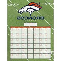 Turner Perfect Timing Denver Broncos Jumbo Dry Erase Sports