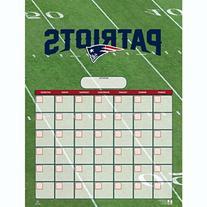 Turner Perfect Timing New England Patriots Jumbo Dry Erase