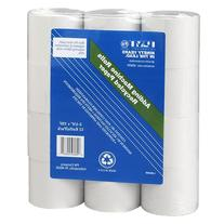 PM Company Perfection Recycled Calculator Rolls, 2.25 Inches